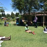 The Water Project: Musutsu Community, Mwashi Spring -  Women At The Training Following Covid Sensitization