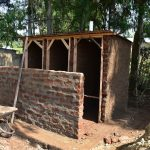 The Water Project: Ebubole UPC Secondary School -  Latrine Construction