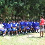 The Water Project: St. Teresa's Isanjiro Girls Secondary School -  Training Participants