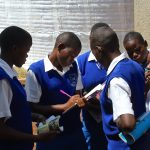 The Water Project: St. Teresa's Isanjiro Girls Secondary School -  Group Discussions