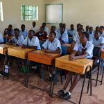 The Water Project: Friends School Vashele Secondary -  Students At The Training