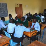 The Water Project: Ebubole UPC Secondary School -  Group Discussions On Primary Health Care