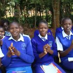 The Water Project: St. Teresa's Isanjiro Girls Secondary School -  Ten Steps Of Handwashing
