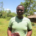 The Water Project: Mahira Community, Jairus Mwera Spring -  Eunice Shaita