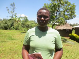 The Water Project:  Eunice Shaita