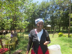 The Water Project:  Susy Juma