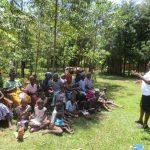 The Water Project: Mahira Community, Jairus Mwera Spring -  Training Session