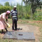 The Water Project: Mahira Community, Kusimba Spring -  Sanplat Curing