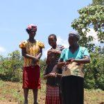 The Water Project: Mahira Community, Jairus Mwera Spring -  Hadwashing Demonstration
