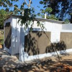 The Water Project: St. Teresa's Isanjiro Girls Secondary School -  Completed School Latrines