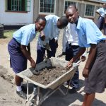 The Water Project: Friends School Vashele Secondary -  Practical Activities At The Training