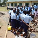 The Water Project: Friends School Vashele Secondary -  Tank Maintenance Training