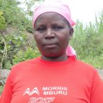 The Water Project: Mahira Community, Kusimba Spring -  Rael Makonjio