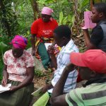 The Water Project: Mahira Community, Kusimba Spring -  Taking Notes