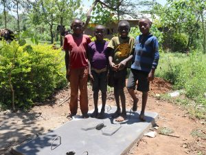 The Water Project:  Kids With A New Sanitation Platform