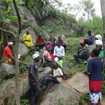 The Water Project: Mahira Community, Kusimba Spring -  Training In Session