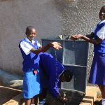 The Water Project: St. Teresa's Isanjiro Girls Secondary School -  Water Celebrations At The Tank