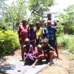 The Water Project: Mahira Community, Jairus Mwera Spring -  Posing On Sanplat