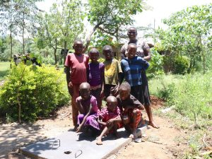 The Water Project:  Posing On Sanplat