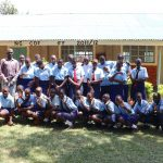 The Water Project: Friends School Vashele Secondary -  Group Photo After Completing Training