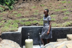 The Water Project:  Agness Mwaito