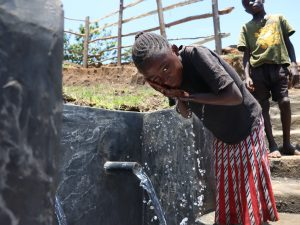 The Water Project:  Cooling Off