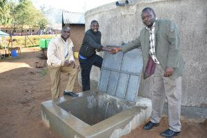 The Water Project:  Handing Over And Dedication