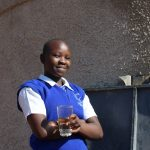 The Water Project: St. Teresa's Isanjiro Girls Secondary School -  A Glass Of Clean Water