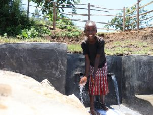 The Water Project:  Big Smiles At The Spring