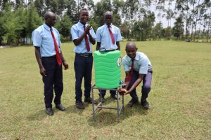 The Water Project:  Handwashing Stations At The School