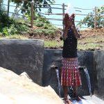 The Water Project: Mahira Community, Jairus Mwera Spring -  Splash