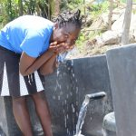 The Water Project: Mahira Community, Kusimba Spring -  Cooling Off