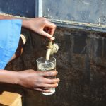 The Water Project: St. Teresa's Isanjiro Girls Secondary School -  Let The Water Flow