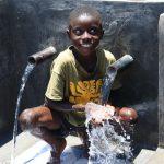 The Water Project: Mahira Community, Jairus Mwera Spring -  Obama Was All Smiles