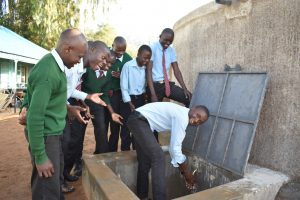 The Water Project:  Happiness And Smiles Because Of The New Water Point