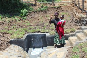 The Water Project:  Mother And Daughter Say Thank You