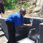 The Water Project: Mahira Community, Kusimba Spring -  Water Celebrations