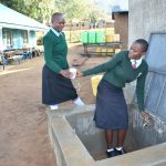 The Water Project: Ebubole UPC Secondary School -  Lets Have A Drink