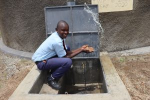 The Water Project:  Moses Celebrates Clean Water