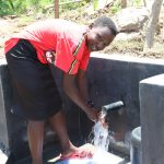 The Water Project: Mahira Community, Kusimba Spring -  Celebrating The Spring