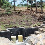 The Water Project: Mahira Community, Jairus Mwera Spring -  Completed Spring