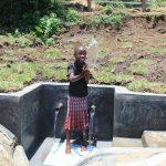 The Water Project: Mahira Community, Jairus Mwera Spring -  Water Celebrations