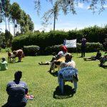 The Water Project: Musutsu Community, Mwashi Spring -  Ongoing Training