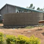 The Water Project: Ebubole UPC Secondary School -  Wall Construction