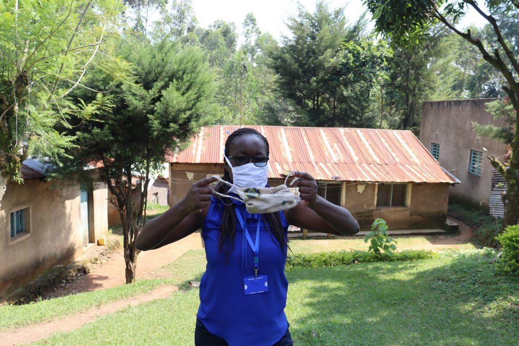 The Water Project : covid19-kenya-4556-mask-making-1