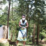 The Water Project: Shibuli Community, Khamala Spring -  Thorough Cleaning Is Important