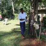 The Water Project: Shilakaya Community, Shanamwevo Spring -  Handwashing