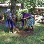 The Water Project: Shilakaya Community, Shanamwevo Spring -  Installing Tippy Taps