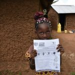 The Water Project: Musango Community, Ham Mwenje Spring -  A Swahili Translated Handout Used At Training