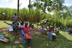 The Water Project:  Practical Social Distancing At The Training